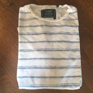 Men's size large Guess long sleeve T-shirt